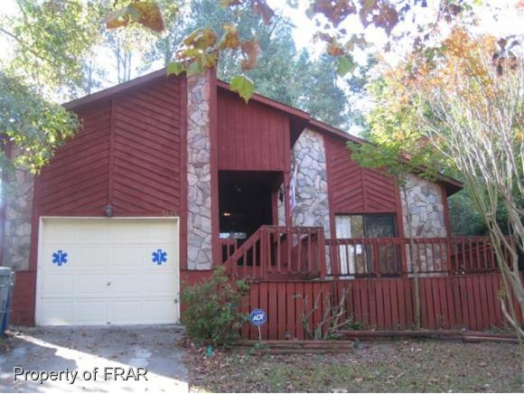 Rental, Contemporary - FAYETTEVILLE, NC (photo 1)