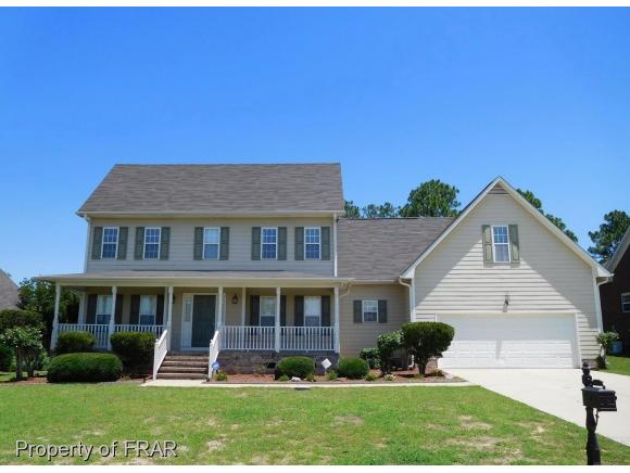 Residential, Two Story - HOPE MILLS, NC (photo 1)
