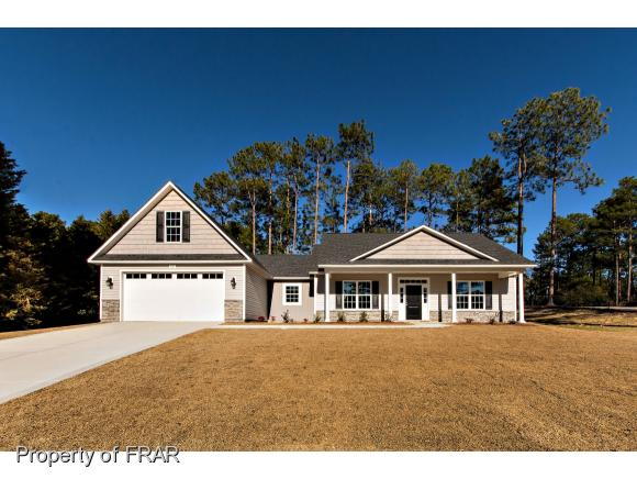 Ranch, New Construction - FAYETTEVILLE, NC (photo 1)