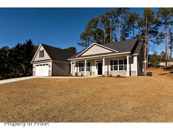Ranch, New Construction - FAYETTEVILLE, NC (photo 2)