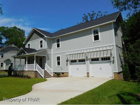 Two Story, New Construction - FAYETTEVILLE, NC (photo 2)