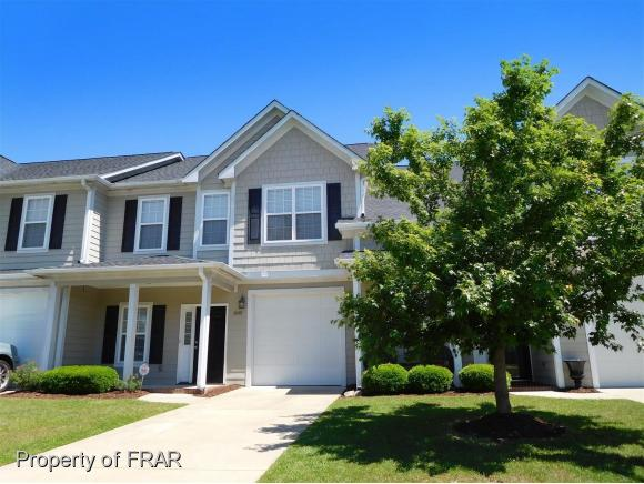Townhouse, Residential - FAYETTEVILLE, NC (photo 1)