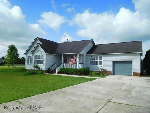 Residential, Ranch - RAEFORD, NC