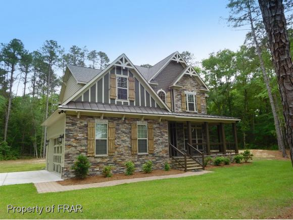 Two Story, New Construction - PARKTON, NC (photo 1)
