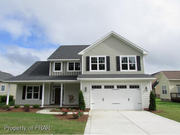 Two Story, New Construction - FAYETTEVILLE, NC (photo 1)