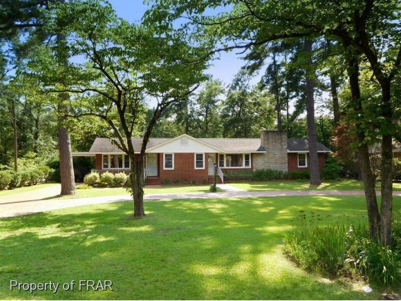 Residential, Ranch - RED SPRINGS, NC (photo 1)