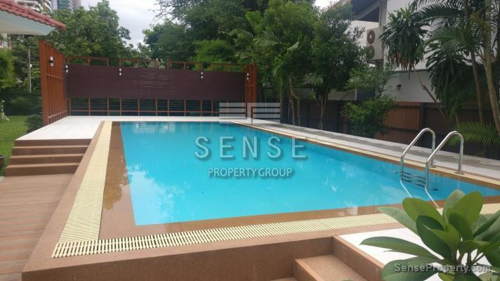RENT 2Renovated 4 Bed House for Rent next to NIST in bangkok,