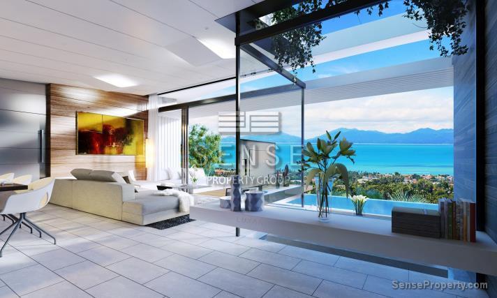 SALE 12 Bed Seaview Villa for Sale in Koh Samui Bophut in koh samui,