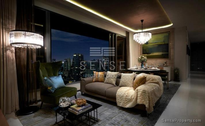 SALE 1Luxury 2 bed for sale at Vittorio Sukhumvit 39 in Bangkok, (photo 1)
