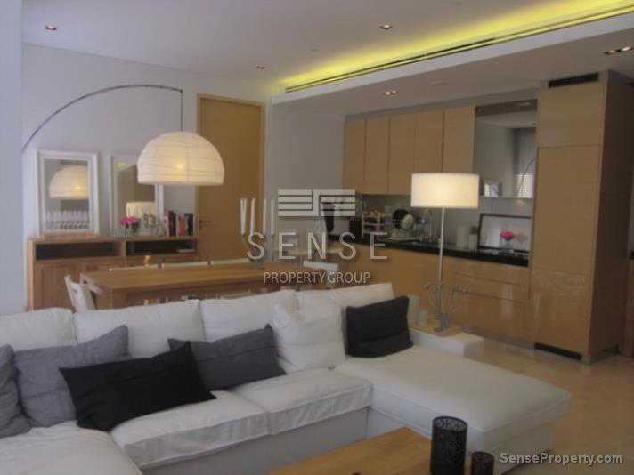 SALE 1Luxury 2 Bed for Sale in Saladaeng Residences in Bangkok,