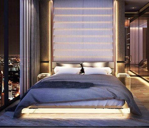 SALE 13 bed penthouse for sale at Vittorio Sukhumvit 39 in Bangkok, (photo 5)