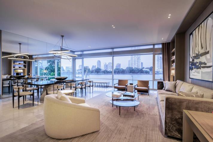 SALE 1Exclusive 2 Bedroom for Sale at Four Seasons in Bangkok, (photo 1)