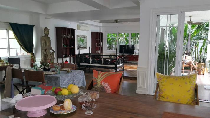 RENT/SALE 4Gorgeous House for Rent and Sale in Phrakhanong in bangkok, (photo 5)