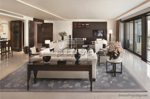 RENT 2Exclusive 4 Bedroom for Rent at St Regis in bangkok,