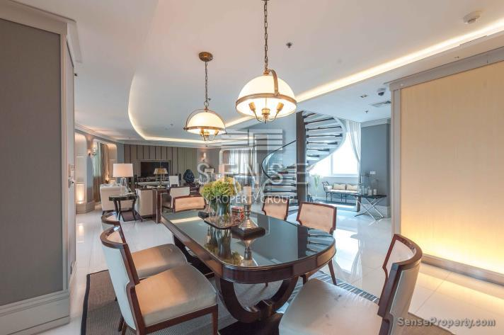 SALE 1Stunning 3 Bed Duplex for Sale at Millennium in Bangkok, (photo 2)