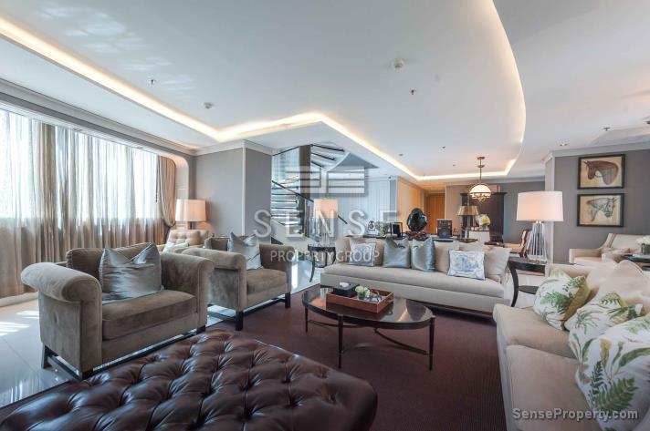 SALE 1Stunning 3 Bed Duplex for Sale at Millennium in Bangkok, (photo 3)