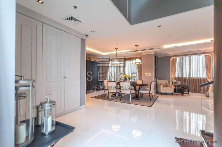 SALE 1Stunning 3 Bed Duplex for Sale at Millennium in Bangkok, (photo 4)