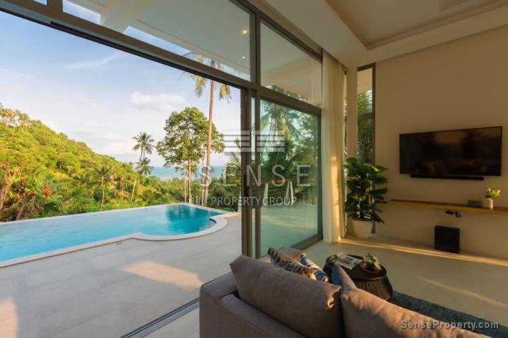 SALE 1Gorgeous 3 Bed Villa for Sale in Koh Samui Lamai in , (photo 1)