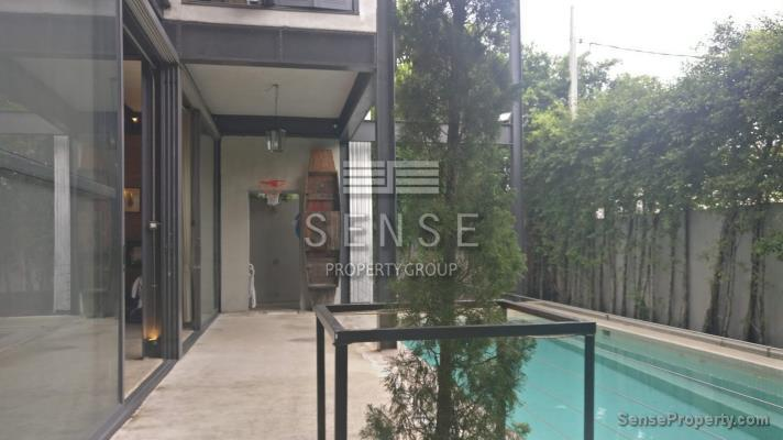 RENT/SALE 4Architect House for Sale and Rent in Sukhumvit in bangkok, (photo 1)