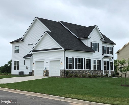 Traditional,Colonial, Detached - POOLESVILLE, MD