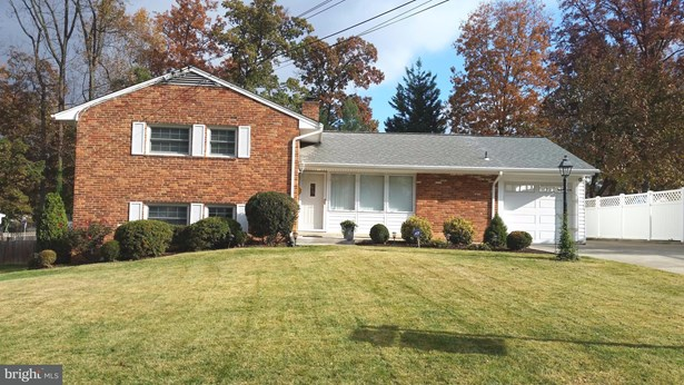 Split Level, Single Family Residence - SPRINGFIELD, VA (photo 1)