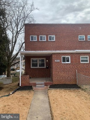 Federal, Twin/Semi-detached - BALTIMORE, MD