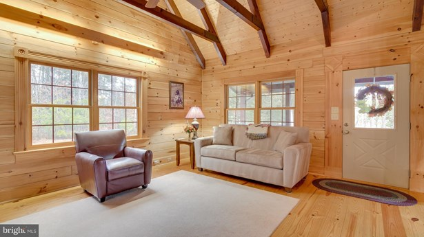 Single Family Residence, Log Home - MINERAL, VA (photo 5)