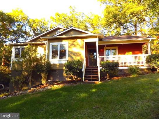 Single Family Residence, Craftsman - FRONT ROYAL, VA (photo 4)