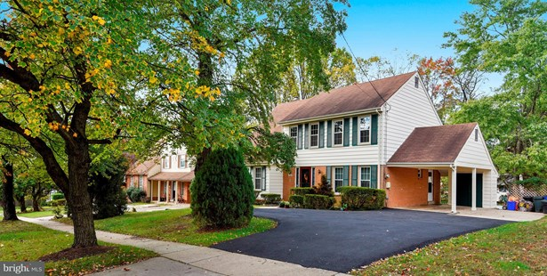 Single Family Residence, Colonial - SILVER SPRING, MD (photo 1)