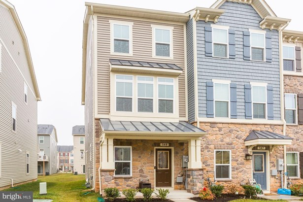Colonial, End Of Row/Townhouse - GLEN BURNIE, MD