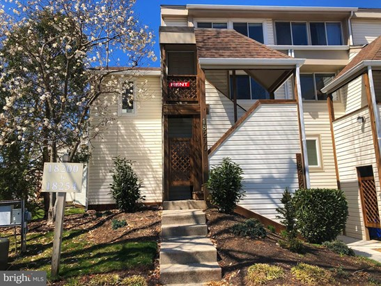 Traditional, End Of Row/Townhouse - OLNEY, MD