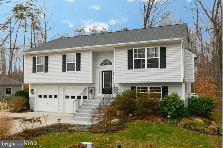 Split Level, Single Family Residence - KING GEORGE, VA (photo 1)