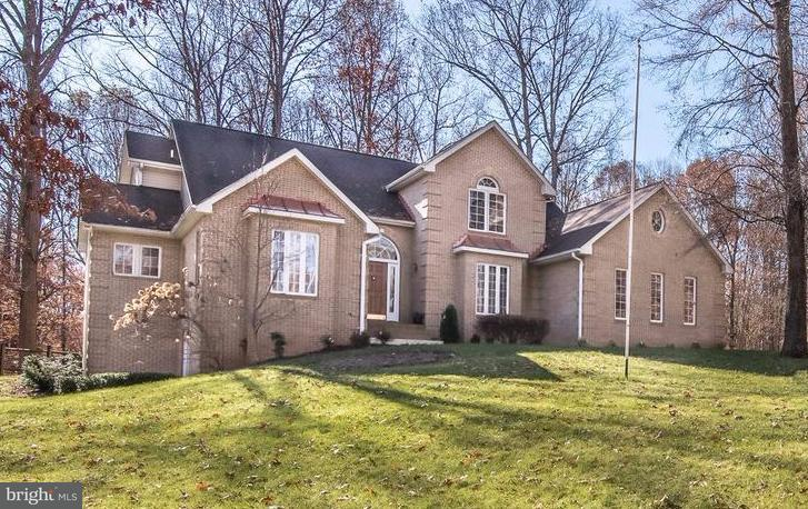 Single Family Residence, Colonial - SPOTSYLVANIA, VA (photo 1)