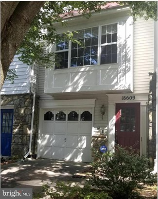 Traditional, Interior Row/Townhouse - GERMANTOWN, MD