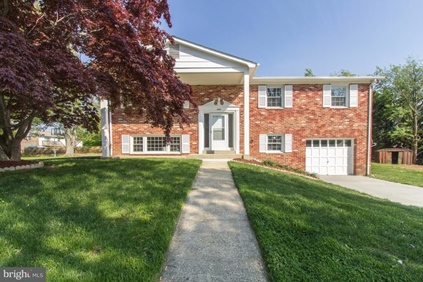Split Foyer, Detached - UPPER MARLBORO, MD (photo 1)