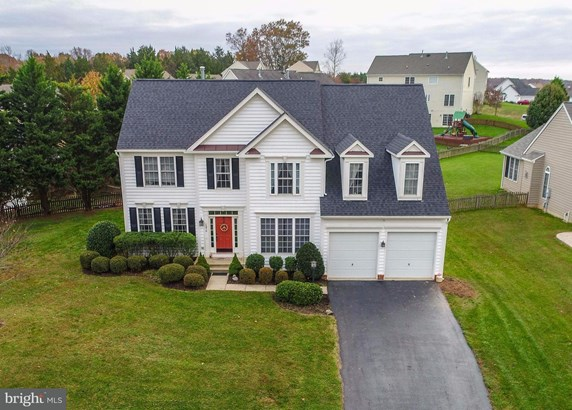 Single Family Residence, Colonial - LOCUST GROVE, VA (photo 1)