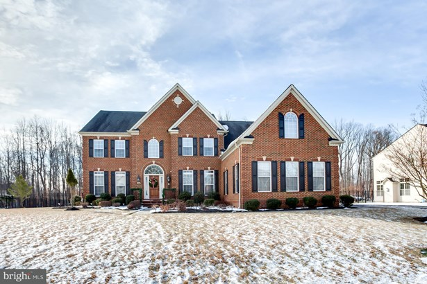 Single Family Residence, Colonial - BOWIE, MD (photo 1)