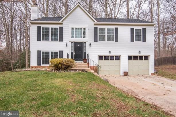 Single Family Residence, Split Foyer - FREDERICKSBURG, VA (photo 1)