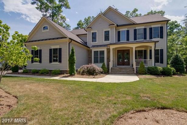 Colonial, Detached - SPOTSYLVANIA, VA (photo 1)