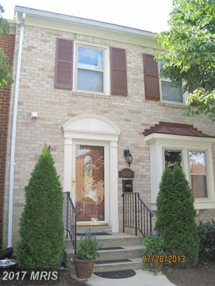 Townhouse, Traditional - BETHESDA, MD (photo 1)