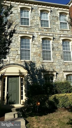 Townhouse, Colonial - FREDERICKSBURG, VA (photo 1)