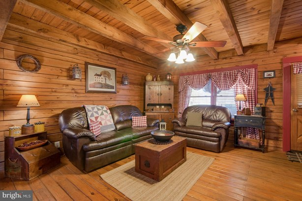 Detached, Log Home - FREDERICKSBURG, VA (photo 5)