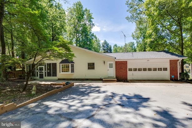 Single Family Residence, Rambler - FREDERICKSBURG, VA (photo 2)