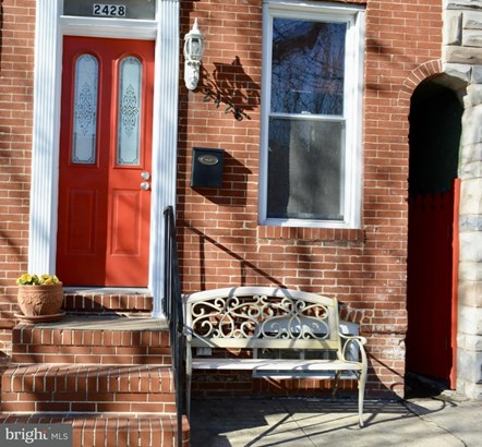 Row/Townhouse, Federal - BALTIMORE, MD (photo 1)