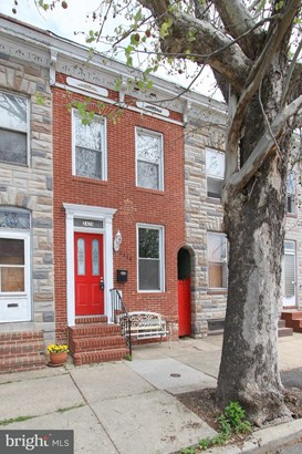 Row/Townhouse, Federal - BALTIMORE, MD (photo 2)