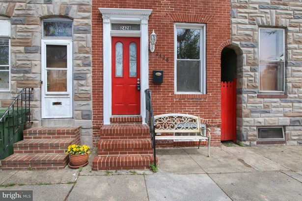 Row/Townhouse, Federal - BALTIMORE, MD (photo 3)