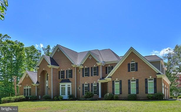 Single Family Residence, Colonial - NOKESVILLE, VA (photo 1)
