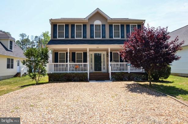 Single Family Residence, Colonial - COLONIAL BEACH, VA (photo 1)