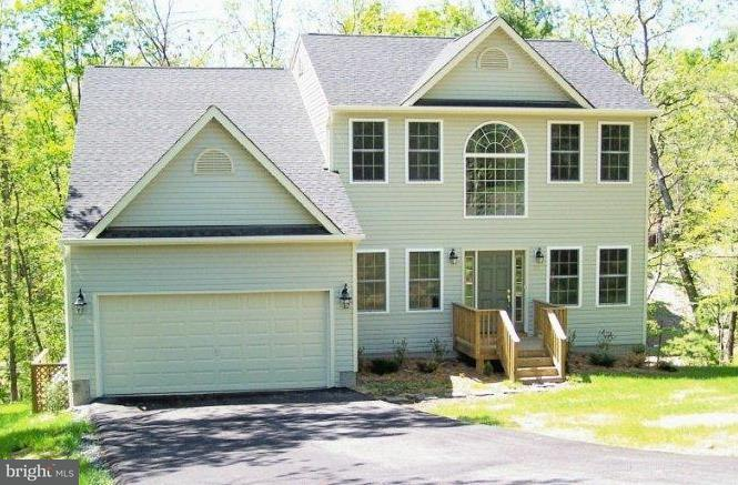 Single Family Residence, Colonial - CROSS JUNCTION, VA (photo 1)