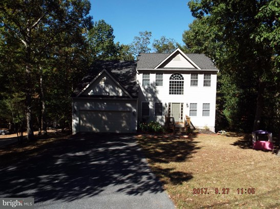 Single Family Residence, Colonial - CROSS JUNCTION, VA (photo 2)
